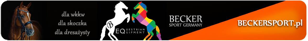 Becker Sport Germany Wszystko dla jeźdźca i konia