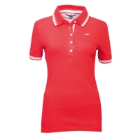 grapefruit L Schockemöhle Sports Polo Shirt Meryl