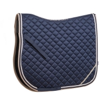 DRESSAGE  czaprak dynamic NAVY CRYSTAL FULL  03-17
