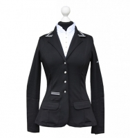 Spooks Showjacket Stripes black M