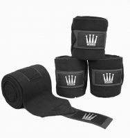 Owijki polarowe SPOOKS Bandages Crown black