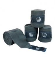 Owijki polarowe SPOOKS Bandages Crown dark gray