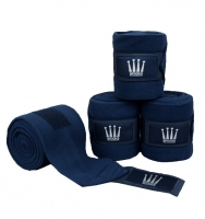 Owijki polarowe SPOOKS Bandages Crown navy
