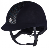 R.55 Kask Charles Owen Ayr8® Plus Sparkly Navy