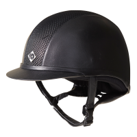 Kask Charles Owen AYR8 Plus Leather Look