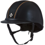 Kask Charles Owen AYR8 with piping Leather Look