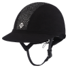 R.58 Kask Charles Owen SP8 Plus Sparkly Black