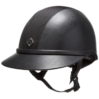 Kask Charles Owen SP8 Plus Leather Look