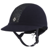 R.58 Kask Charles Owen SP8 Plus Sparkly Navy