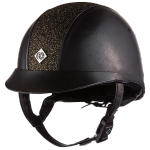 Kask Charles Owen eLumen8 sparkle Leather Look
