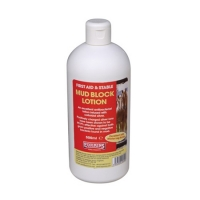 EQUIMINS Mud Block Lotion balsam na grudę 500ml