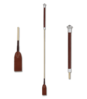 Bat Waldhausen Noblesse brown 65 cm