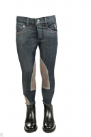 134 Bryczesy HKM Little Sister Sweetheart Denim, ...