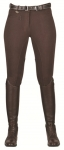 36 Breeches HKM Brest - dark brown