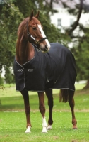 125 Derka polarowa Horseware MIO Fleece Cooler - ...