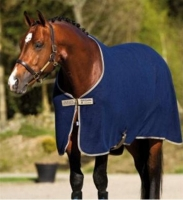 150 Derka polarowa Horseware MIO Fleece Cooler - ...