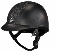 Kask Charles Owen Ayr8® Plus Sparkly Leather Look