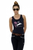 Bluzka sportowa Miami Spooks Tank Top NAVY