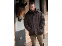 L Mark Todd Parka Unisex Chocolate