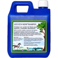 Shampoo for horses with skin problems Anti-Itch ...