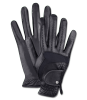 8 summer riding gloves PREMIUM black Waldhausen
