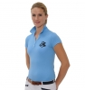 "Spooks Koszulka polo ""CELINE"" kolor BLUE"