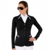 40 SPOOKS Frak, Marynarka Konkursowa -Showjacket New Stripes- L, BLACK